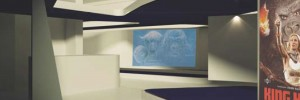 Un exibit all'interno del futuro Museo dedicato a Carlo Rambaldi