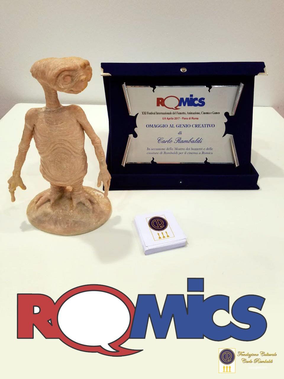 Romics XXI - 2017
