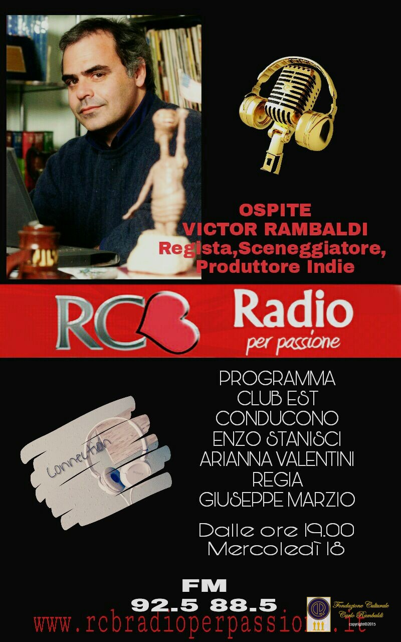 Victor rambaldi in radio