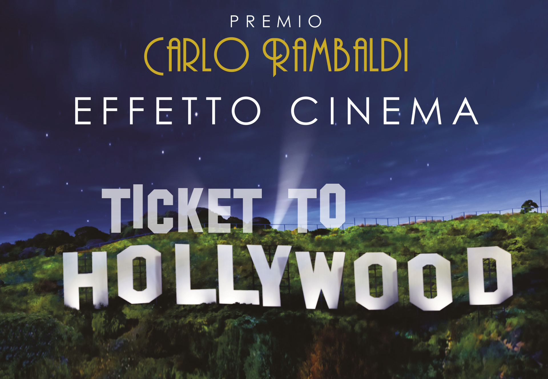 home page - ticket to hollywood - 2